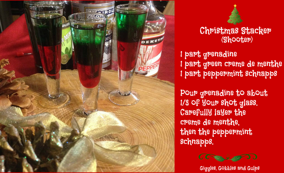 easy holiday mixed drink recipes giggles gobbles and gulps
